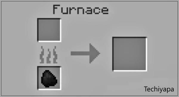 Minecraft fire process