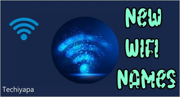 New WiFi Names