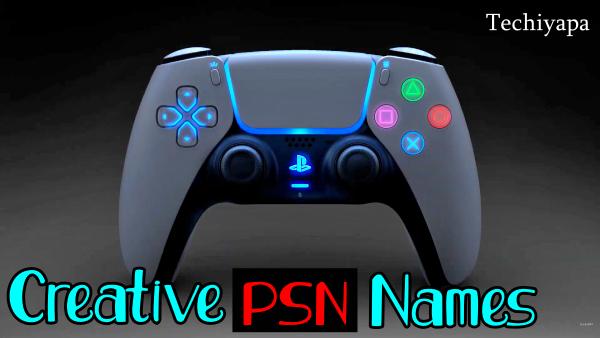 Creative PSN Names