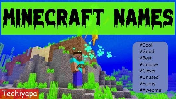 Minecraft Names