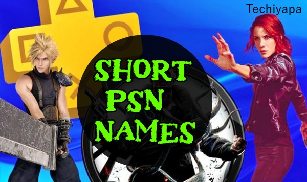 Short PSN Names