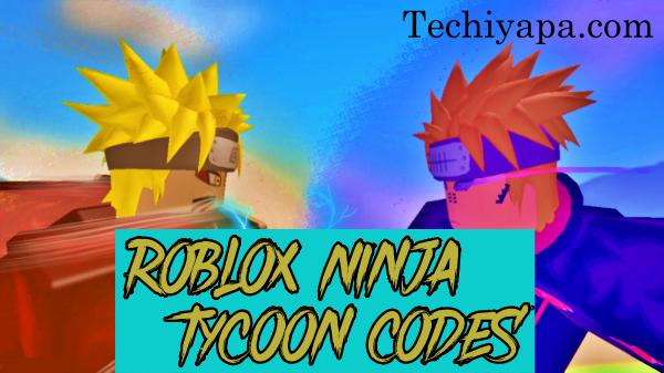 Roblox Ninja Tycoon Codes