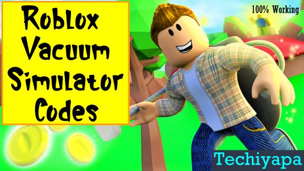 Roblox Vacuum Simulator Codes
