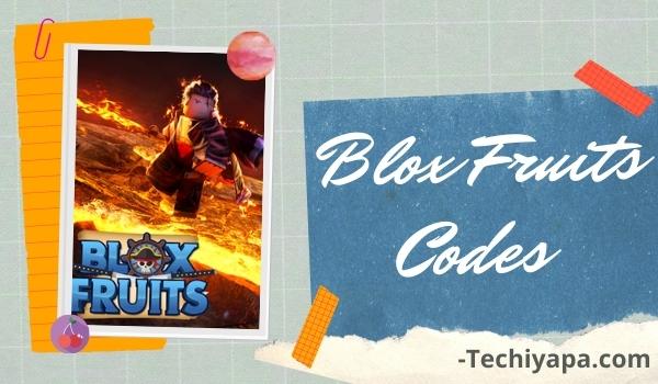 Blox Fruits Codes
